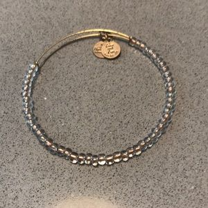 Alex and Ani Bracelet - Clear Beads